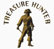 The Treasure Hunter by Vy Solomatenko