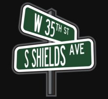 Shields and W 35th by tschweer