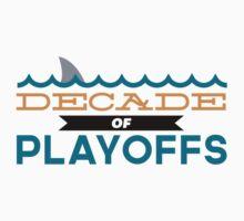 A Decade of Playoffs by Ann Frazier