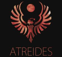 Atreides of Dune - Bronze by Amazon Webber