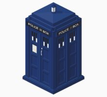 Doctor Who Tardis by nofixedaddress