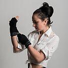 Cute female boxer by Nando MacHado