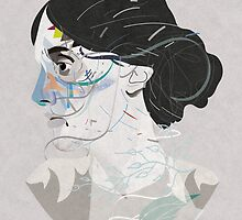 Virgia Woolf by zaneta-antosik