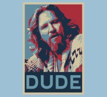 The Big Lebowski … The Dude by OliveB