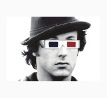 Sylvester Stallone - 3D Glasses by is2b007