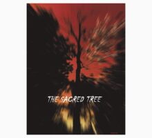 The Sacred Tree by ElizC