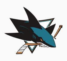 NHL… Hockey San Jose Sharks by artkrannie