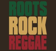 ROOTS ROCK REGGAE by Indayahlove