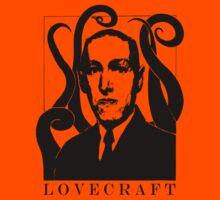 H P LOVECRAFT by Cameron Hampton