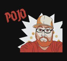 P0J0 T-Shirt (Version 1) by DovahkiinSILSIL