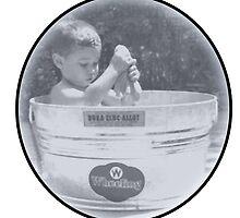 Bath tub round by Rob Cox
