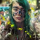 Journey Across the Rainbow Gathering by Archan Nair