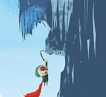 Ice climber by LIKEaBAWZ