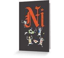 Ni! Greeting Card