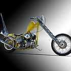 Retro Chopper Studio 2 by DaveKoontz