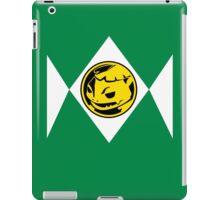 Green Poké Ranger iPad Case/Skin