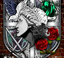 Wall Emblems  by epyongart