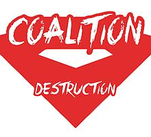 Noob - Coalition ... Destruction by Bastien13