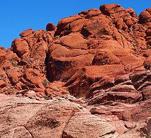Rock Climbers at Red Rock Canyon by WestCoastEden