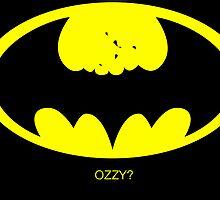 Batman Ozzy by mrmichelin9