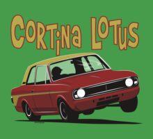 Ford Cortina Lotus Mk2 Kids Clothes