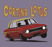 Ford Cortina Lotus Mk2 by velocitygallery