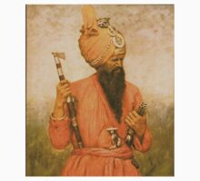 Sikh Warrior by Ranjha