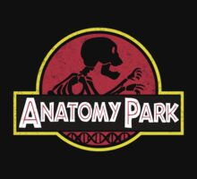 Anatomy Park - Rick and Morty shirt by Matt Teleha