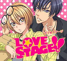 Love Stage by xDragon21