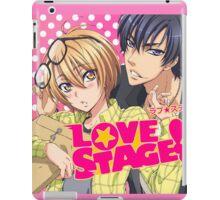 Love Stage iPad Case/Skin
