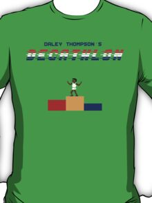 Daley Thompson's Decathlon T-Shirt