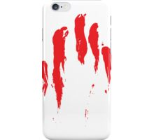 Bloody Hands iPhone Case/Skin
