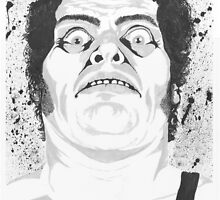 Andre the Giant monster print by CalciferBoheme