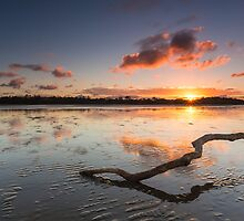 Nudgee Beach, Qld by McguiganVisuals
