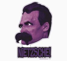 Nietzsche - Big Head Nietzsche! 2 by Rev. Shakes Spear