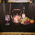 WIP9 Still Life by Jan Szymczuk