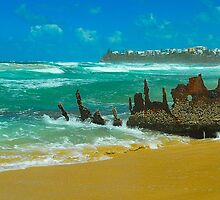 SS Dicky Wreck by peasticks