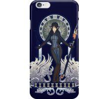 The Warden - Sulahn'nehn iPhone Case/Skin
