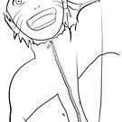 Naruto Lineart Chapter 371 (Samsung Case) by Lucsy3012