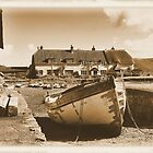 An Early Photograph of Porlock Weir? by hootonles