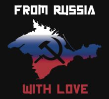 From Russia With Love by Jay5