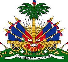Coat of Arms of Haiti  by abbeyz71