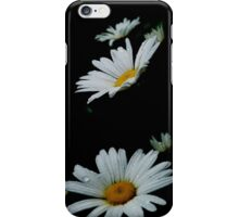 Falling Daisies iPhone Case/Skin