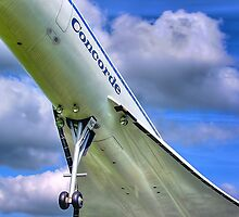 Concorde - 2 - Brooklands - HDR by Colin J Williams Photography