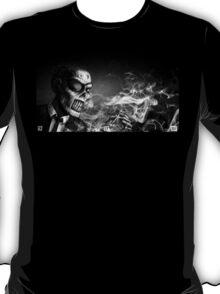 Dead - Coffin Nail T-Shirt