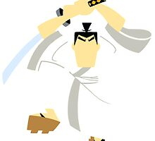 Samurai Jack by Sailio717