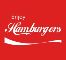 Enjoy Hamburgers by HelloSteffy
