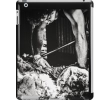The Contrast B&W iPad Case/Skin