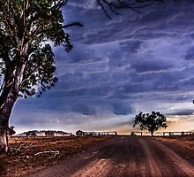 Storm Rolling In by Candice84
