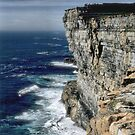 The Cliffs of Inishmore by cullodenmist